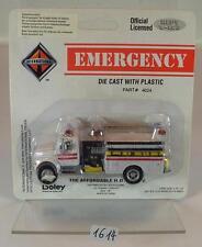 Boley 1/87 no. 4024 Emergency International Fire Engine-Pumper OVP #1614