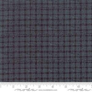 Moda Dandi Annie by Robin Pickens 48636 12 Black Plaid Cotton Fabric