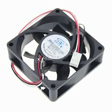 HQ mini 3Pin 70mm 7cm DC 12V 70x70x25mm 7025s brushless Cooler Cooling Fan quiet