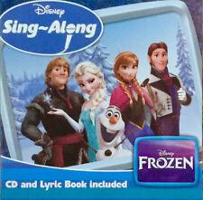 Disney Sing-Along: Frozen (2014) CD Album
