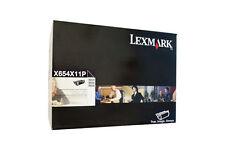 Lexmark (X654X11P) Black Toner Cartridge