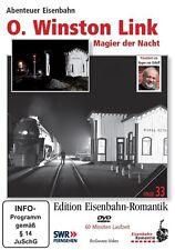 DVD O. Winston Link - Magier der Nacht Rio Grande