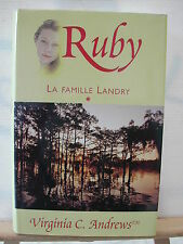 * LIVRE - RUBY LA FAMILLE LANDRY DE VIRGINIA C. ANDREWS