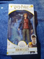 Wizarding World Ron Weasley Collectible Action Figure With Patronius