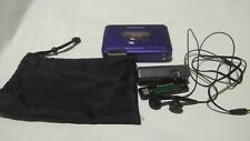 WALKMAN Panasonic Cassette Corder Rq-sx35