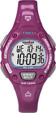 Timex Ironman t5k688 30 lap traditional mica Rosso Vinaccia Sportuhr-Donna Bambini