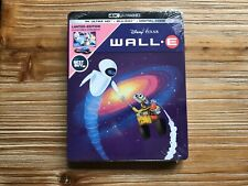Wall-E Steelbook Best Buy Limited Edition [4k Ultra HD / Blu-ray / Digital Copy]