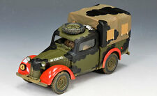 KING & COUNTRY FIELDS OF BATTLE FOB069 BRITISH BOMB DISPOSAL TILLY MIB