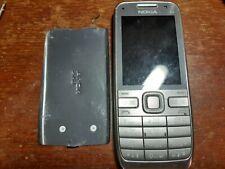 Nokia E Series E52 - Gray (Unlocked) Smartphone only screen 100% is good