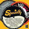 VARIOUS ARTISTS - THE SPECIALTY:HIFI JAZZ-NOCTURNE SAMPLER USED - VERY GOOD CD