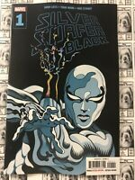 1st Print Cover A NM B164 2019 Silver Surfer Black #1