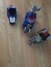 Imaginex Power Rangers Vehicles
