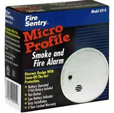 Fire Sentry Battery Operated Smoke and Fire Model 0914