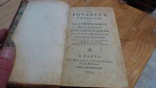 Le Voyageur françois tome 26 1793 abbé delaporte Etat ecclesiastique,Rome..