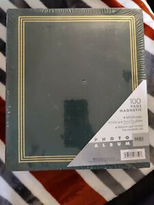 100 Page Magnetic Photo Album - New in factory seal