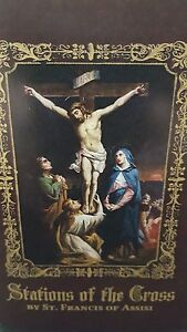 The Stations of the Cross Booklet by Saint Francis of Assisi