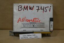 BMW 745I Central Processing Unit  ZENTRALEINHEIT BC300ZE Module 52 9J4