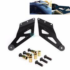 """Pair 50"""" Straight LED Light Bar Mount Roof Bracket For Dodge Ram 1500 2500 3500("""