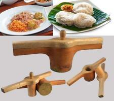 Wooden Original String Hopper Maker/Extruder Idiyappam Noodle Spaghetti Maker