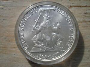 """Medaille Die deutschen Kaiser """"Sigismund von Luxemburg"""" - Silber"""