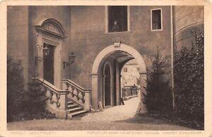 Anholt Fürstlich Salm Salm'sches Schloss Innerer Schlosshof ngl 163.187