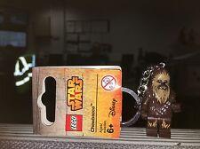 LEGO Chewbacca - LEGO keyring/keychain - STAR WARS - 853451