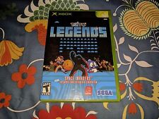 Taito Legends (Microsoft Xbox, 2005) BRAND NEW SEALED