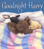 Goodnight Harry by Lewis, Kim, Good Used Book (Hardcover) FREE & FAST Delivery!
