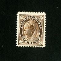Cananda Stamps # 71 XF Dist OG LH Catalog Value $140.00