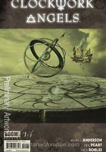 Clockwork Angels (Boom!) #1B VF/NM; Boom! | save on shipping - details inside