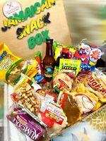 Jamaican Snack (Treats) box Non Alcoholic