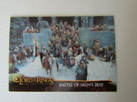 "Topps 2002 ~ Lord of the Rings ""Return of the King"" Cards Card  Variants (e11)"