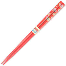 Red Fan Japanese Wooden Chopsticks