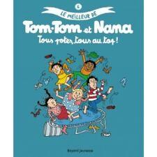 LIVRE JEUNESSE - TOM TOM ET NANA > VOLUME 6 + PUZZLE 48 PIECES / BAYARD