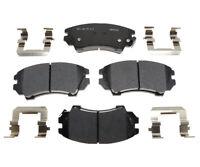 Disc Brake Pad Set-R-Line; Ceramic Front Raybestos MGD1404CH