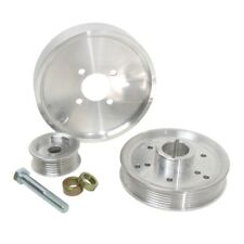 2001-2004 Ford Mustang GT BBK Lightweight CNC Billet Alum Underdrive Pulley Kit