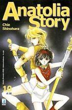 manga STAR COMICS ANATOLIA STORY numero 10