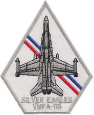 Marine FIGHTER ATTAQUE Escadron 115 VMFA-115 USMC PATCH BRODÉ