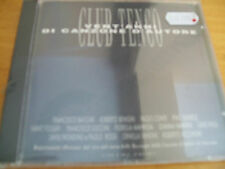CLUB TENCO CD SIGILLATO  FOSSATI,CONTE,MANNOIA,DANIELE