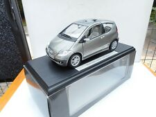 1:18 Mercedes A KLASSE 3 DOORS  CHAMPAGNE  METALLIC NEW IN DEALER BOX  Maisto