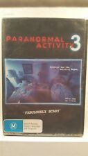 Paranormal Activity 3 [DVD] NEW & SEALED, Region 4, FREE Next Day Post from NSW