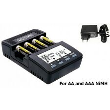 Maha Powerex MH-C9000 charger-analyzer for AA AAA EU Plug NK022  US