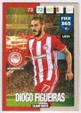 Panini Adrenalyn XL FIFA 365 2017 #UE50 Diogo Figueiras Olympiacos FC