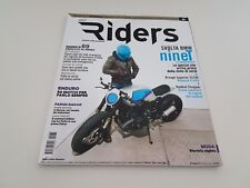 Rivista Magazine Riders n.69 Febbraio 2014  Bmw nineT Concept