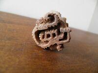 tampon  d'un singe précolombienne en terre cuite culture Nicoya Costa Rica