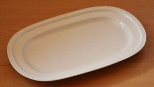Selten ++ Rosenthal Platte Winifred ++ TOP Zustand +++ 39cm x 24cm +++ Elfenbein