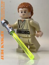 LEGO STAR WARS JEDI KNIGHT YODA MACE WINDU ANAKIN OBI GEONOSIS ARENA ARMYBUILDER