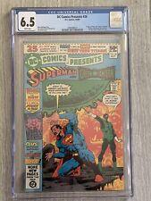 DC Comics Presents #26 CGC 6.5 WP First New Teen Titans Appearance 1st APP Key