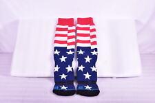 Stance Thick Wool Blend Snowboarding Socks, American Flag, L / XL