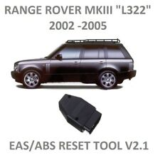 Range Rover L322 EAS ABS Reset Tool v 2.1